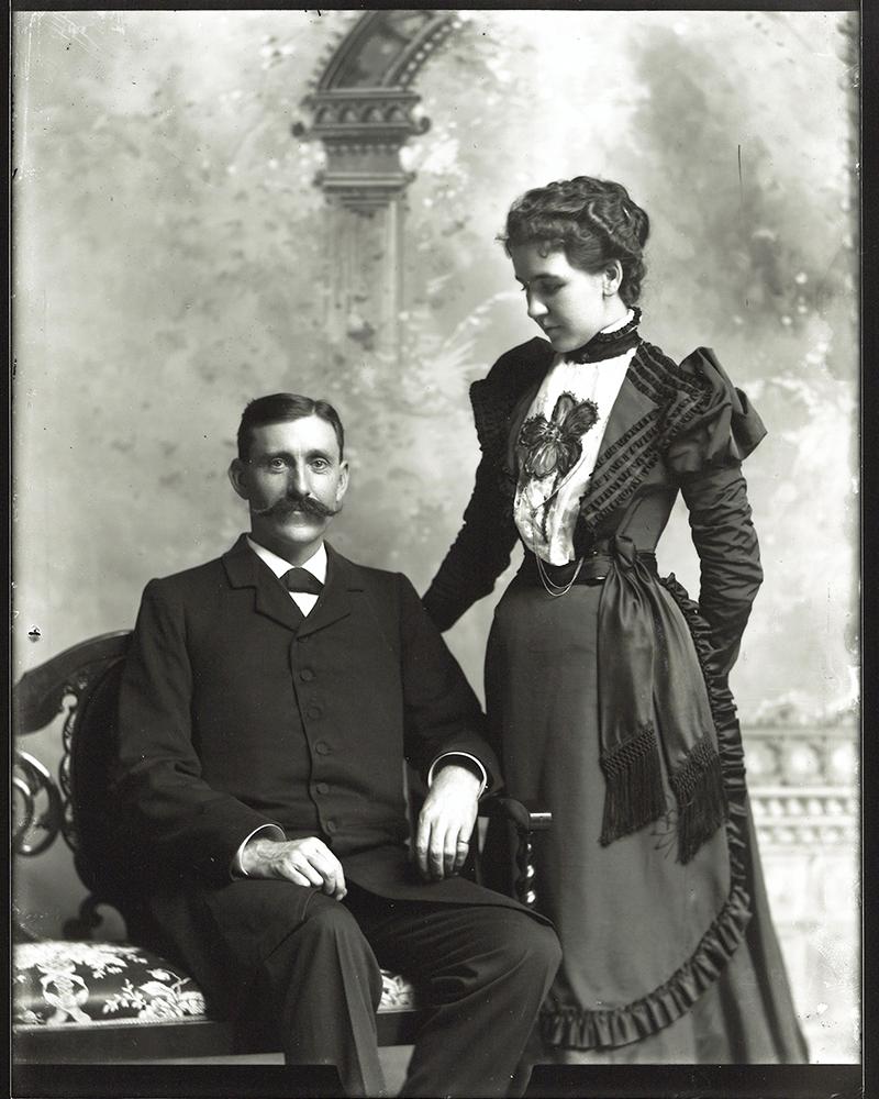 W.C. & Mildred Golden